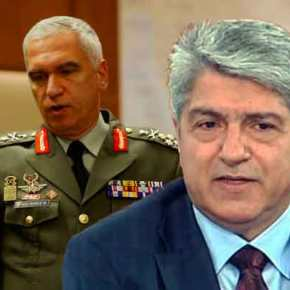 """""""Να εκφράσετε την ευγνωμοσύνη σας στην ελληνική πολιτεία κ.Κωσταράκο""""! ΔήλωσηΑντιπτέραρχου"""