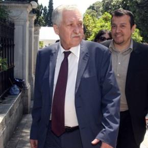 Κουβέλης για Μακεδονικό: Καιροσκοπική και ανεύθυνη η στάση τηςΝΔ
