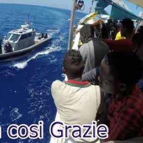 «Ούτε για καύσιμα» στην Ιταλία τα πλοία των ΜΚΟ – Οι οργανώσεις αυτές χρηματοδοτούνται με σκοτεινό τρόπο από ξένεςδυνάμεις»