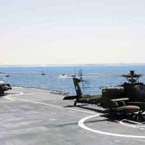 ΜΕΔΟΥΣΑ με ελληνικά APACHE στο αιγυπτιακό ελικοπτεροφόρο Mistral ανοιχτά της Αλεξάνδρειας – ΜΕΔΟΥΣΑ 6: Ελλάδα,Αίγυπτος,Κύπρος η νέα γεωπολιτική δύναμη τηςΜεσογείου