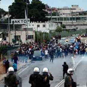 Υπάρχει νόμος σε αυτή την χώρα; – 20 Ρομά σάπισαν στο ξύλο αστυνομικούς στο «άβατο των ΆνωΛιοσίων»