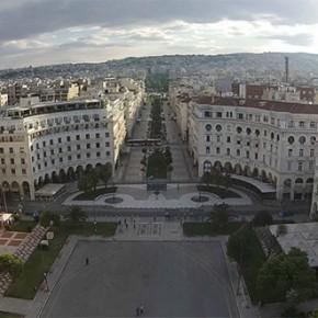Άγριο ξύλο μεταξύ Πακιστανών στο κέντρο της Θεσσαλονίκης -Για ακόμα μια φορά η πλατεία Αριστοτέλους έγινε πεδίο μάχης για ομάδεςΠακιστανών.