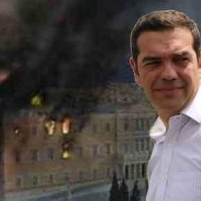 Τρέχει να σωθεί από την οργή των Ελλήνων: Ο Α.Τσίπρας θα υπογράψει σε Σκοπιανό έδαφος την παράδοση του ονόματος της Μακεδονίαςμας!