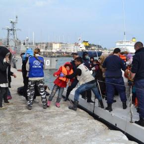 Επικεφαλής Frontex: Η Ελλάδα έχει σημειώσει μεγάλη πρόοδο στοπροσφυγικό