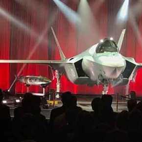 Η Τουρκία παρέλαβε τα δύο πρώτα F-35: Τα ψέματα τελείωσαν…