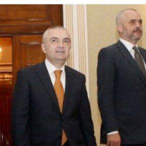 Αλβανία: Συνάντηση πρωθυπουργού και προέδρου για την πορεία των διαπραγματεύσεων με τηνΕλλάδα