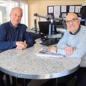 Δρ Ιωαννης Μπουγας στο CFMB – Radio Montréal 1280 AM Μακεδονια ωραμηδεν