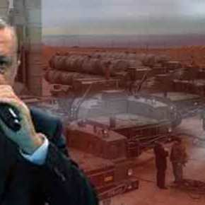 Ρ.Τ.Ερντογάν προς ΗΠΑ και… Ελλάδα: «Εμείς τους S-400 θα τους πάρουμε για χρήση και όχι γιααποθήκευση»