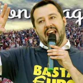 Μ.Σαλβίνι: «Ξεκινούν μαζικές απελάσεις παράνομων μεταναστών – Η Ιταλία δεν αντέχειάλλο»