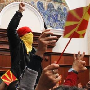 """Στην «εντατική» τα Σκόπια: Ξεσπάει σοβαρή πολιτική κρίση – VMRO: «Ψηφίζουμε ΟΧΙ, είμαστε """"Μακεδόνες""""» – Ερχονται μαζικάσυλλαλητήρια"""