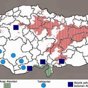Εξαιρετικής σημασίας άρθρο. Οι Αλεβίτες συμμαχούν με τους Κούρδους και το HDP για ναεπιβιώσουν