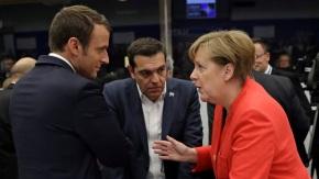 Μέρκελ: »Ελπίζω να τελειώσουμε την Πέμπτη με το ελληνικόζήτημα»