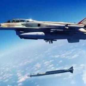 """Ο νέος ισραηλινός πύραυλος που μπορεί να """"φορέσουν"""" και τα F-16!Βίντεο"""