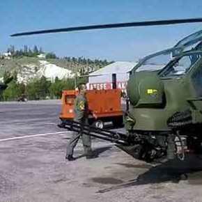 Τουρκία: Γράφουν ονομασίες κατάκτησης του Ελληνισμού στα επιθετικά τους ελικόπτερα(βίντεο)