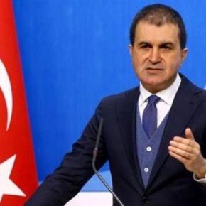 Τσελίκ: Η Ελλάδα θέλει να αποσπάσει στρατιωτικά μυστικά από τους«8»