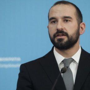 Για θετική έκβαση στο ονοματολογικό -Τζανακόπουλος: Ο Ζάεφ θα κάνει το αποφασιστικόβήμα