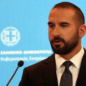 Τζανακόπουλος: Περιμένουμε από τον Ζάεφ να κάνει το αποφασιστικόβήμα