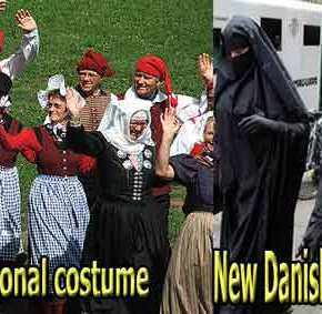 H Δανία απαγόρευσε την μπούρκα και τονικάμπ