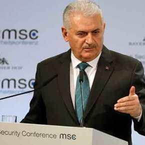Φωνάζει και απειλεί ο Γιλντιρίμ: Δεν μπορούμε να αποδεχθούμε αυτό που έκανε η Ελλάδα με τους8