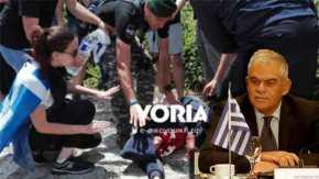 Πισοδέρι: Πώς έγινε το μακελειό – Ματωμένες ελληνικές σημαίες, σπασμένα κόκαλα και πάνω από 120τραυματίες
