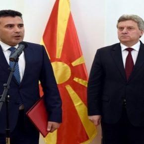 Ιγνατίου: Ιδού γιατί κατέρρευσαν οι συνομιλίες για το Σκοπιανό…Άστραψε και βρόντηξε οΙβάνοφ