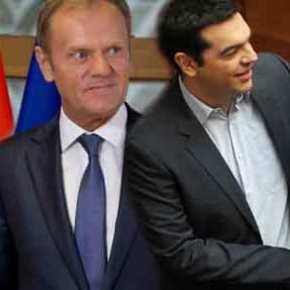 Ο Τουσκ και η ΕΕ ονομάζουν τα Σκόπια «Μακεδονία» (σκέτο) & τους κατοίκους «Μακεδόνες» – Μεγάλη «επιτυχία» τηςκυβέρνησης