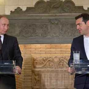 Πόλεμος απελάσεων: Η Ρωσία απέλασε Έλληνες διπλωμάτες – Εμπλοκή του Β.Πούτιν στηνυπόθεση