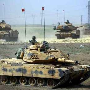 Υπό κατάρρευση ο στρατός τηςΤουρκίας
