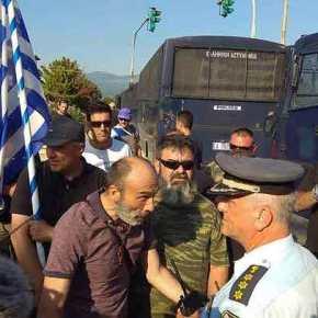 Στη Θεσσαλονίκη ο Τσίπρας υπό δρακόντεια μέτρα ασφαλείας (φωτογραφίες –βίντεο)