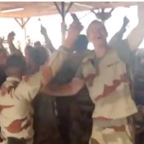 Έτσι πανηγύρισαν οι Ένοπλες Δυνάμεις της Γαλλίας την κατάκτηση τουMundial