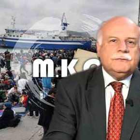 Στρατηγός Γ. Επιτήδειος: «Μέχρι και πορνείο με μετανάστριες και παιδιά διατηρούσαν μέλη ΜΚΟ στην Ελλάδα»(BINTEO)