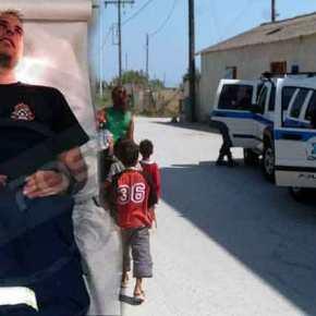 Επιδρομή Ρομά στα Μέγαρα – Περικύκλωσαν πυροσβέστες και άρχισαν νε πετούν πέτρες καιμπουκάλια