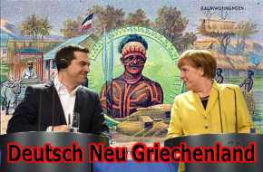 Kράτος αποικία – Γερμανική απαίτηση προς Αθήνα: «Πληρώστε για να πάρουμε τους 3.500 πρόσφυγες,αλλιώς…»
