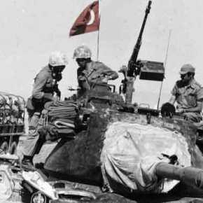 ΚΥΠΡΟΣ ΑΤΤΙΛΑΣ: Βρετανικό κανάλι υποδέχεται τους Τούρκους αλεξιπτωτιστές!Βίντεο