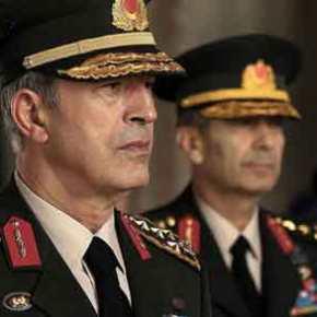 Ο Ερντογάν προετοιμάζεται για νέες στρατιωτικές «περιπέτειες»: Τοποθέτησε στο υπουργείο Άμυνας τον Α/ΓΕΕΘΑΧ.Ακάρ
