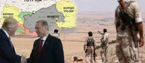 Οι ΗΠΑ έδιωξαν τους Κούρδους από την Μάνμπιτζ: Οι ΗΠΑ ικανοποίησαν και πάλι τις απαιτήσεις τηςΆγκυρας
