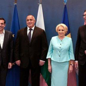 Τσίπρας: Η Συμφωνία των Πρεσπών δίνει νέα προοπτική για όλη τηνπεριοχή
