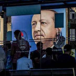 Τουρκία: Ορκίστηκε ο ΤαγίπΕρντογάν