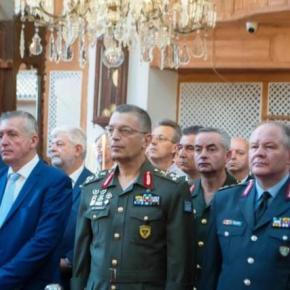 Επίσκεψη Αρχηγού ΓΕΣ σε Περιοχές Ευθύνης Σχηματισμών του Γ΄ ΣΣ –ΦΩΤΟ