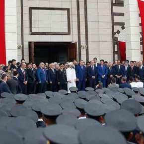Γιατί είναι λάθος η παρουσία Ελλήνων πολιτικών στην ορκωμοσία του εκλεγμένου δικτάτοραΕρντογάν