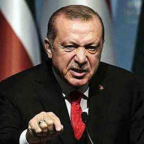 «Αντίποινα σε όποιον μας επιβάλλει κυρώσεις» λέει οΕρντογάν