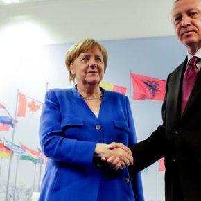 Το Βερολίνο αίρει μέρος των κυρώσεων κατά τηςΆγκυρας