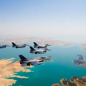 Αναχαίτιση έξι τουρκικών αεροσκαφών που εισήλθαν στον Ελληνικό ενάεριοχώρο