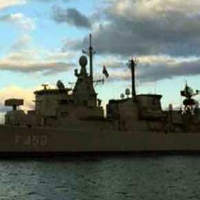 Φρεγάτα και αρματαγωγό ανοικτά του Ζούμπερι για να απεγκλωβίσουν εκατοντάδεςκατοίκους
