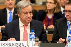 Eπανέναρξη των συνομιλιών για το Κυπριακό δρομολογεί ο ΟΗΕ.