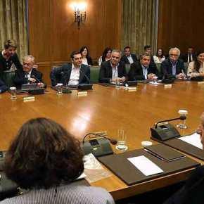 Τσίπρας: Αναλαμβάνω την πολιτική ευθύνη για την τραγωδία – Live το υπουργικόσυμβούλιο