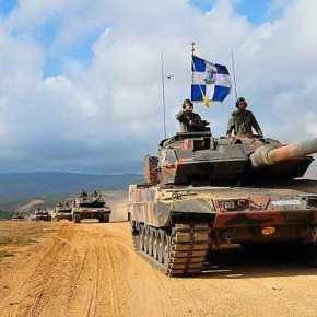 Ασπίδα προστασίας κατασκευάζει ο Στρατός Ξηράς στον Β.Έβρο