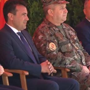 Η απάντηση του ΥΠΕΞ στα περί «μακεδονικού» στρατού τουΖάεφ