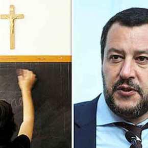 Ιταλία: Προτείνεται με νομοσχέδιο να αναρτάται ο Σταυρός σε όλα τα δημόσιακτίρια