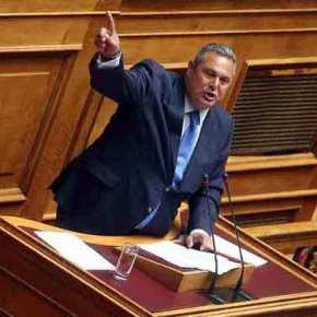 Πάνος Καμμένος για Σκοπιανό: Όταν έρθει η ώρα θα αποσυρθούμε από τηνκυβέρνηση